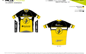Maillot manches courtes Sunny Day Brave